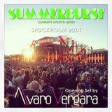 Summerburst Stockholm 2014 (Opening Set)