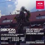 Diskotopia Radio 12th October 2017 w/ Throwing Shade