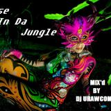House In Da Jungle -2015 - Mix'd By Dj Urawcom...!