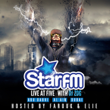 Live at Five on Star FM with DJ ZOG