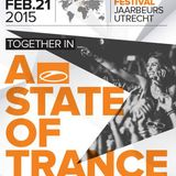 Ruben De Ronde - A State of Trance Festival in Utrecht, The Netherlands (Mainstage 2) (21.02.2015)