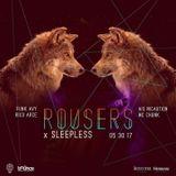 REVEL ROUSERS x SLEEPLESS (Funk Avy Guest Dj Set)