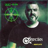 2018.03.09. - Szecsei b2b Jackwell - ORIGO - LIGET Club, Budapest - Friday