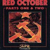 Kev Bird & Mystic Man Swing 'Red October' 3rd October 1992