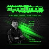 Demolition podcast 004 Tommy Rich