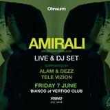 Ohrwurm pres. Alam & Dezz (b2b warmup for Amirali 'Live') @ Vertigo KL - 07 June 2013