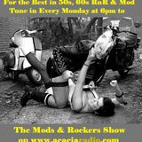Acacia Radio's 'Mods and Rockers' show 24-9-18