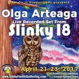 Olga Arteaga - Slinky 18 Live - April 2017