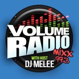 Volume Radio - April 19th 2014 - w/ Beartrax & Pat Fontes- Part 1