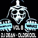 DJ DEAN - DUBPLATE WARS STUDIO MIX VOL 8