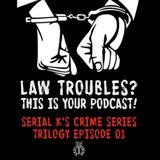 Serial K ep. 09 - Don't Crime for me Argentina! - Tutte le serie poliziottesche!