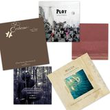 Originally Broadcast November 20th - new modern jazz releases from UK and Europe