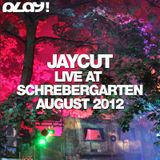 Jaycut - Live at Schrebergarten Cologne - August 2012