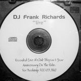 Frank Richards LIVE at Club Utopia 4 Year Anniversary on the Patio!