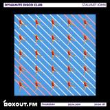 Dynamite Disco Club 027 - Stalvart John [20-06-2019]