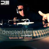 Deeptech.fm 89 Set