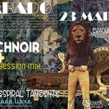 TECHNOIR (Espiral Sonora Colective) concierto 23 Marzo Cafe Espiral Tangente