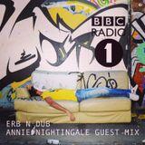 Erb N Dub (RAM Records, Technique) @ Ignition Mix - Annie Nightingale Show, BBC Radio 1 (05.07.2017)