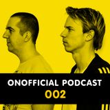 Onofficial Podcast 002