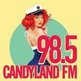#008 candyland radio show with Denis on 98.5fm 2014/09/07