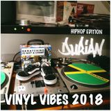 VINYL VIBES 2018 - Hiphop Edition