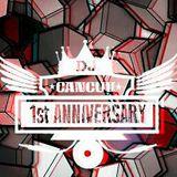 DJ CANCUV 1st Anniversary mix 2016