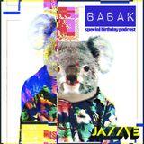 Babak — JAZZVE Special Birthday Podcast