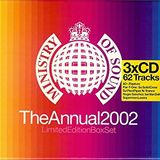 Ministry of Sound - The Annual 2002 Disc 2
