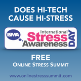 Does Hi-Tech cause Hi-Stress? An interview with Futurist Christian Kromme