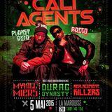 Cali Agents Mix - Only Vinyl @ Antichambre des Canuts Radio show