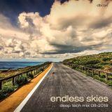 endless skies - deep tech mix 08/2018