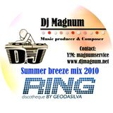 Dj MaGnUm & Dj Flipper & Mc Johnny - Mix Live 2010 Disco Ring U TV