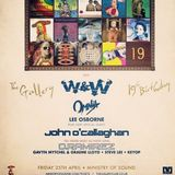 John O'Callaghan - Live The Gallery 19th Birthday @ Ministry of Sound 2014