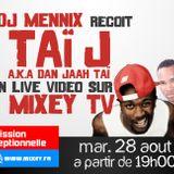 Danjaah Taï (Taï J) avec La Fratrie Live Mixey TV