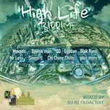 High Life Riddim Mix (Full) [JA Prod] September 2014