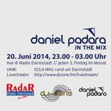 Daniel Padara @ DJ-Zone (June.2014)