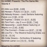 The Pre Game Mix Volume 4