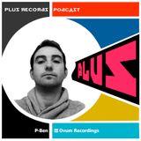 168: P-Ben(France/Ovum Recordings) DJ Mix