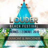Dumont & Wagener @ Coco Maya - Louder Beach Festival