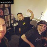 AKAIDA & DJ ANDY (BRAZIL) @ RESPECT DNB RADIO 12.14.16