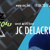 JC Delacruz Live @GHZ & Friends, Resfm 19-04-2017 (STRONG RHYTHM PODCAST 9)