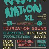 Crucial Warrior Sound @ Rasta Nation XL (Sep 2012) part 6/7