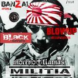 BANZAI NTCM.s dj BLOWUP & moreno_flamas Black-series Nation TECNNO militia