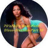 70's/80's Soul-Funk-Disco-Classics-Part 10