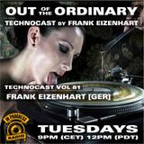 Frank Eizenhart @ OutOfTheOrdinary at InProgressRadio Feb5th