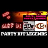 Party Hit Legends #45 - The Best 90's Hits Songs