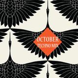 October techno mix