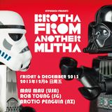 Brotha From Another Mutha - Rob Young Live @ Dada 6 Dec 2013