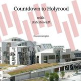 Robert Brown, Liberal Democrats,  on Countdown to Holyrood 8th April 2016