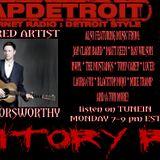 Auditory Riot 01/06/20 Featured Artist Adam Norsworthy